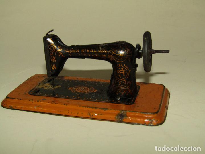 Juguetes antiguos Payá: Antigua Maquina de Coser *SIN RIVAL* de Juguetes PH PAYÁ HERMANOS - Foto 8 - 222014763