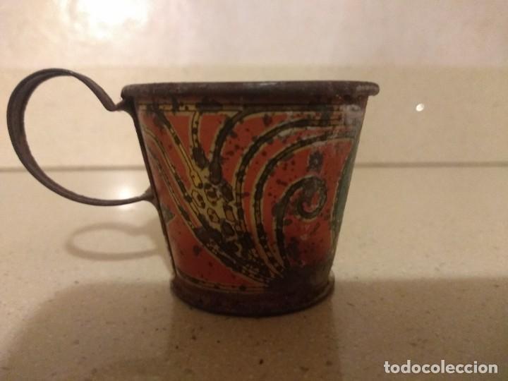 Juguetes antiguos Payá: Antigua taza Payá años 30 - Foto 3 - 222378208