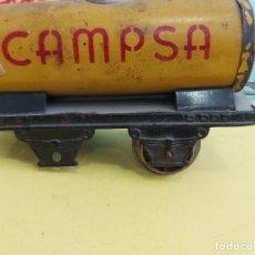 Brinquedos antigos Payá: ANTIGUO VAGON RICO O PAYA CAMPSA. Lote 224147815
