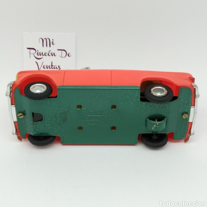 Juguetes antiguos Payá: Antiguo Studebaker Lark Payá Auto Escala a fricción escala 1/32 referencia 1757 - IBI - Para vitrina - Foto 7 - 229620865