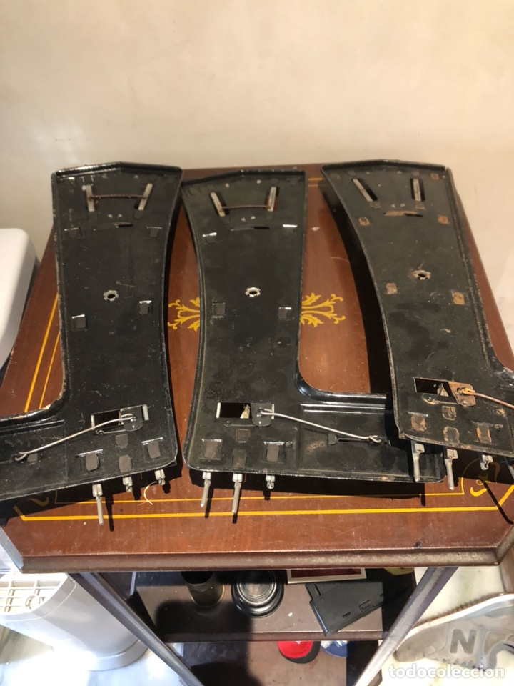 Juguetes antiguos Payá: Lote de pistas de tren antiguas, paya - Foto 3 - 236564005