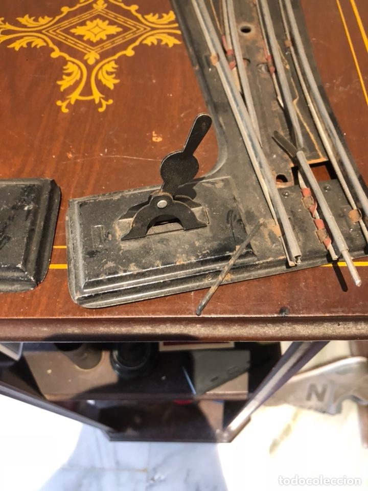 Juguetes antiguos Payá: Lote de pistas de tren antiguas, paya - Foto 5 - 236564005