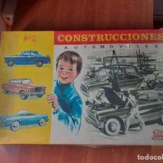 Juguetes antiguos Payá: CONSTRUCCIONES AUTOMOVILES, PAYA. Lote 239833200