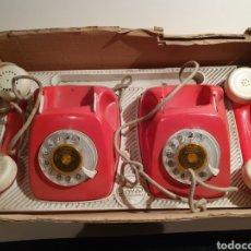 Juguetes antiguos Payá: TELEFONOS PAYA. JUGUETE AÑOS 70.. Lote 240748745