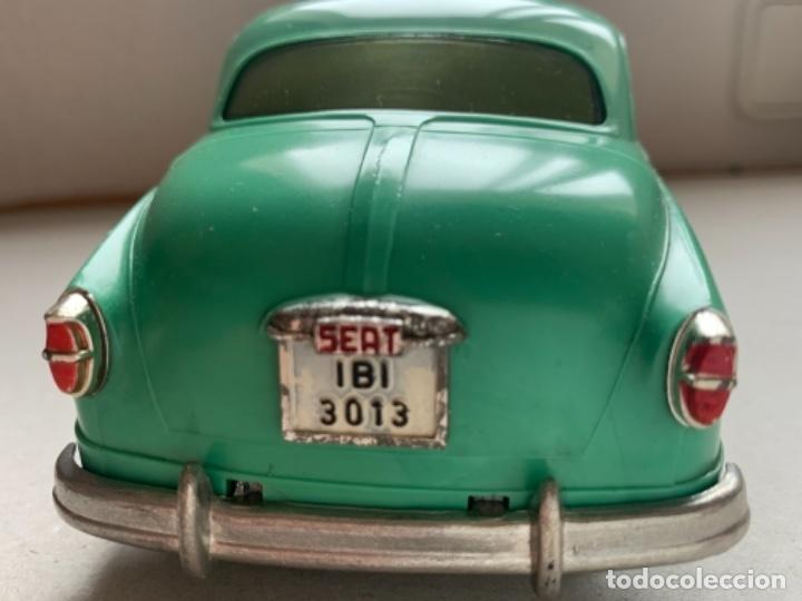 Juguetes antiguos Payá: SEAT 1400 PAYA ESCALA 1/20 - Foto 4 - 241469620