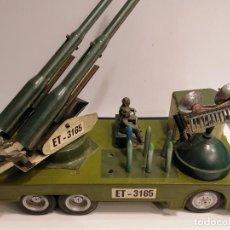 Brinquedos antigos Payá: CAMION LANZA MISILES PAYA (308). Lote 241969265