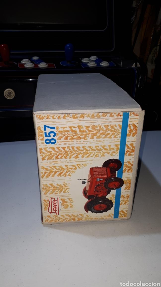Juguetes antiguos Payá: Parte de arriba caja TRACTOR PAYA 857 - Foto 4 - 244724440