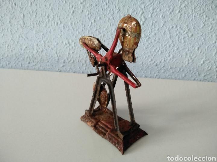 Juguetes antiguos Payá: NORIA DE HOJALATA DE PAYÁ, REFERENCIA 350 CATÁLOGO DEL 23 - Foto 2 - 247947255