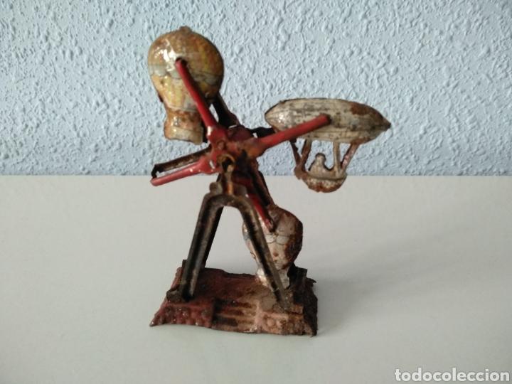 Juguetes antiguos Payá: NORIA DE HOJALATA DE PAYÁ, REFERENCIA 350 CATÁLOGO DEL 23 - Foto 3 - 247947255