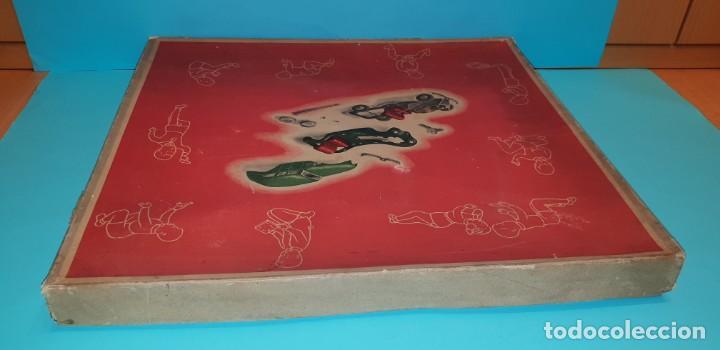 Juguetes antiguos Payá: PAYA (TIPO RICO, JYESA)- CAJA NR0 700 - MONTAJE/CONSTRUCCION DE AUTOMOVILES- , años 50. - Foto 18 - 249585830