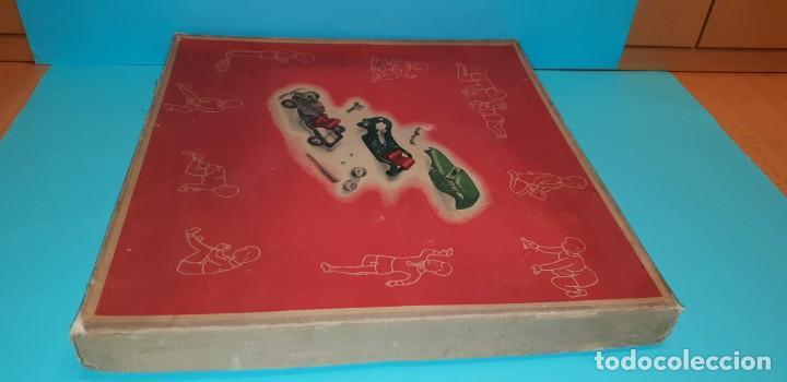 Juguetes antiguos Payá: PAYA (TIPO RICO, JYESA)- CAJA NR0 700 - MONTAJE/CONSTRUCCION DE AUTOMOVILES- , años 50. - Foto 19 - 249585830