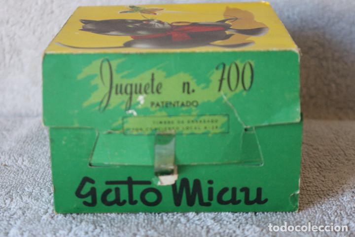 Juguetes antiguos Payá: GATO MIAU - PAYA REF. 700 - COMPLETO - FUNCIONA - - Foto 10 - 254690195