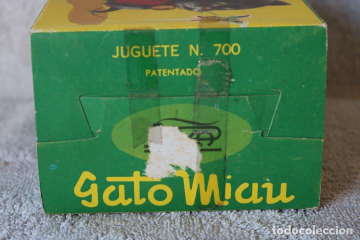 Juguetes antiguos Payá: GATO MIAU - PAYA REF. 700 - COMPLETO - FUNCIONA - - Foto 11 - 254690195