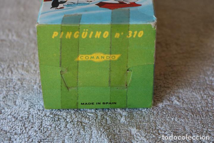 Juguetes antiguos Payá: PINGÜINO - COMANDO REF. 310 - FUNCIONA - - Foto 5 - 254691300