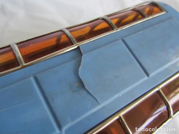 Juguetes antiguos Payá: Autobus Paya Studebaker años 50 de cuerda - Foto 10 - 262587905