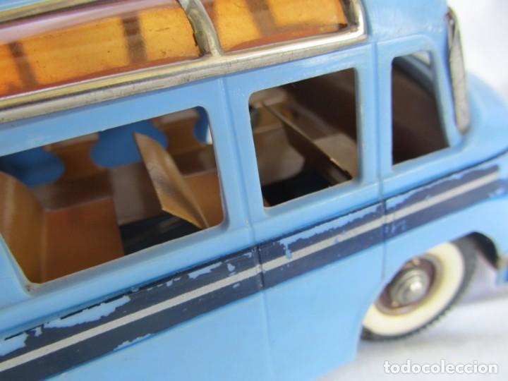 Juguetes antiguos Payá: Autobus Paya Studebaker años 50 de cuerda - Foto 13 - 262587905