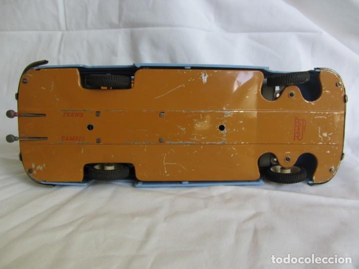 Juguetes antiguos Payá: Autobus Paya Studebaker años 50 de cuerda - Foto 14 - 262587905
