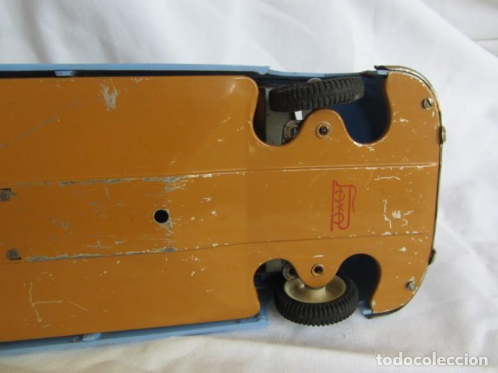 Juguetes antiguos Payá: Autobus Paya Studebaker años 50 de cuerda - Foto 16 - 262587905