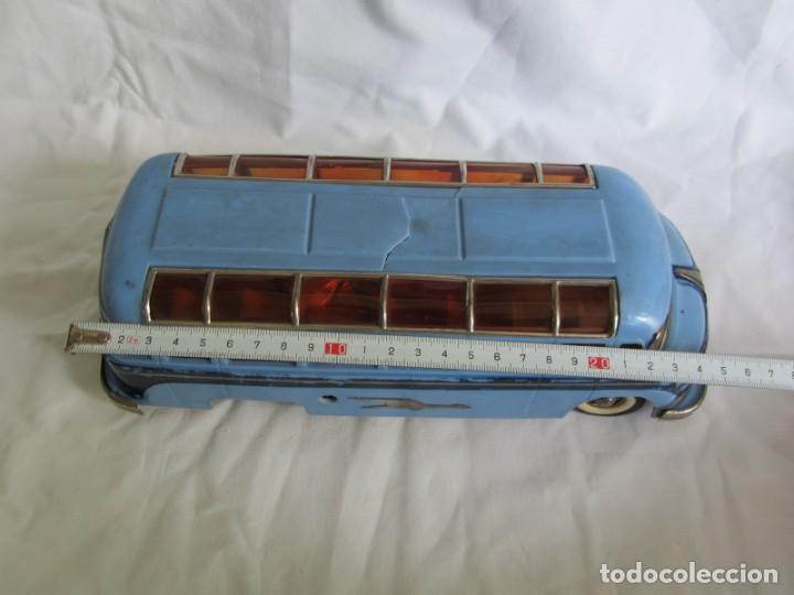 Juguetes antiguos Payá: Autobus Paya Studebaker años 50 de cuerda - Foto 17 - 262587905