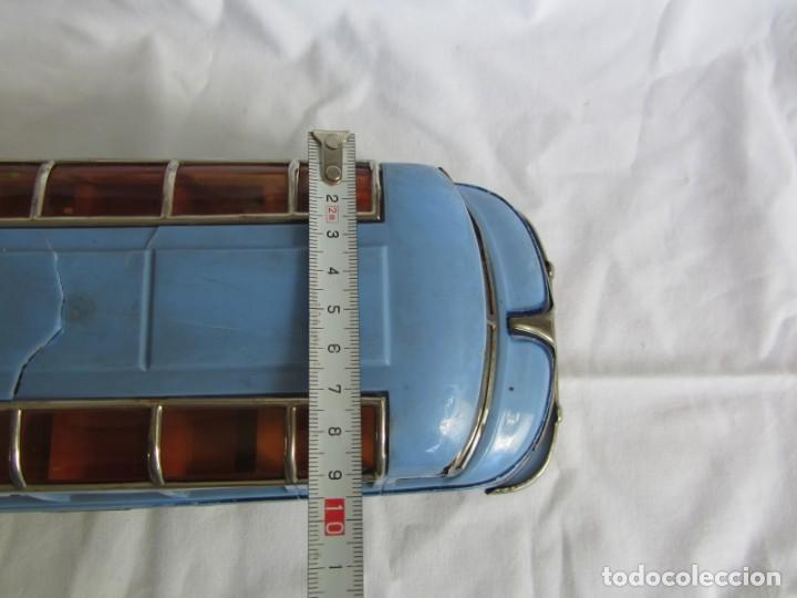 Juguetes antiguos Payá: Autobus Paya Studebaker años 50 de cuerda - Foto 18 - 262587905