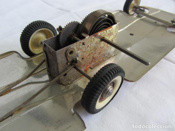 Juguetes antiguos Payá: Autobus Paya Studebaker años 50 de cuerda - Foto 24 - 262587905