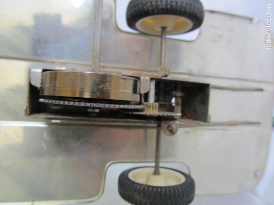 Juguetes antiguos Payá: Autobus Paya Studebaker años 50 de cuerda - Foto 26 - 262587905