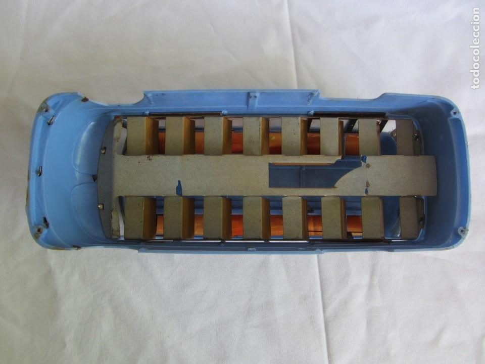 Juguetes antiguos Payá: Autobus Paya Studebaker años 50 de cuerda - Foto 28 - 262587905