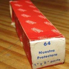 Juguetes antiguos Payá: CINE PAYA - NUESTRA PROTECTORA - PELÍCULA - NUEVA - AÑOS 60. Lote 269118653