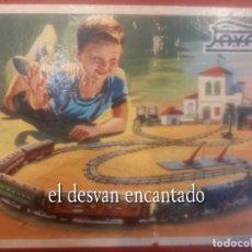 Juguetes antiguos Payá: ANTIGUO TREN PAYA REF: 1402. CONSERVA CAJA ORIGINAL. VER FOTOS PARA VALORAR ESTADO. Lote 272367683