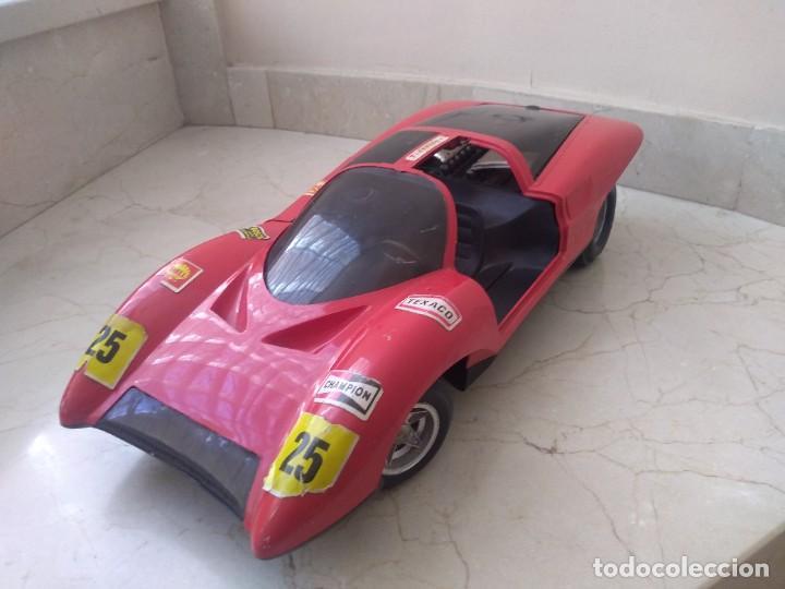 Juguetes antiguos Payá: Antiguo coche Paya Ferrari - Foto 2 - 278820623