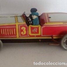 Juguetes antiguos Payá: COCHE DE CARRERAS NUMERO 3, NUMERO DEL CATALOGO 915, PAYA. Lote 287745573