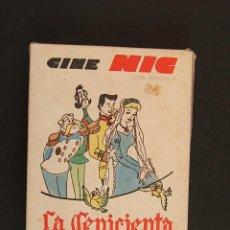 Juguetes Antiguos - LOTE DE 4 PELÍCULAS DE CINE NIC - 25861589
