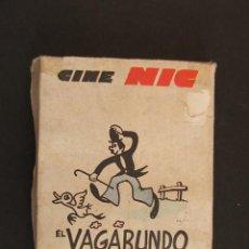 Juguetes Antiguos: LOTE DE 2 PELÍCULAS DE CINE NIC.. Lote 25861590