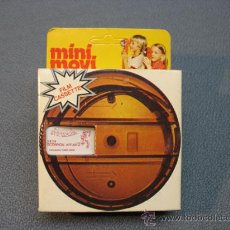 Juguetes Antiguos: ANTIGUA PELICULA DE MINI MOVI 3404 SCORPION AFFAIR2. Lote 22693718