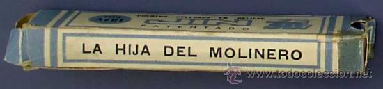 Juguetes Antiguos: CINE INFANTIL EN 3 DIMENSIONES JIN. Nº 5. LA HIJA DEL MOLINERO. SIN FECHA, AÑOS 50 - 60S - Foto 4 - 12438010
