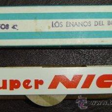 Giocattoli Antichi: PELICULA CINE SUPERNIC PANTALLA PANORAMICA CAJA ORIGINAL Nº 545 LOS ENANOS DEL BOSQUE . Lote 19131810