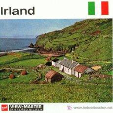 Juguetes Antiguos: 3 DISCOS DE VIEW MASTER GAF C1960 - IRLANDA. Lote 12270312