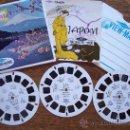 Juguetes Antiguos: 3 DISCOS 3D *ESTEREOFOTOS VIEW-MASTER * EL JAPON-C262. Lote 13715451