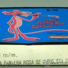 Juguetes Antiguos: PANTERA ROSA PELÍCULA SUPER 8 MM B/N BIANCHI LA PANTERA ROSA SE INDIGESTA DE MAIZ. Lote 61475093