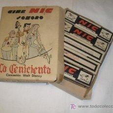 Juguetes Antiguos: LA CENICIENTA. PELICULAS NIC. Lote 26298403