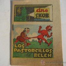 Juguetes Antiguos: CINE SKOB. LOS PASTORCILLOS DEL BELEN. 1 HISTORIETA.. Lote 288604493