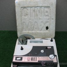 Brinquedos Antigos: CINE MAX --- PROYECTOR DE CINE. Lote 22520944