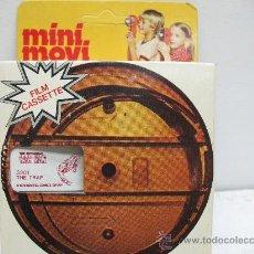 Juguetes Antiguos: MINI-MOVI ANTIGUA PELICULA (FILM CASSETTE) - (Nº 3201) EL INVENCIBLE IRON MAN (THE TRAP) - AÑO 1978. Lote 28010617