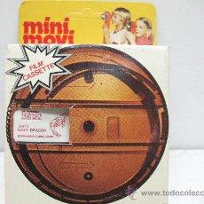 Juguetes Antiguos: MINI-MOVI ANTIGUA PELICULA (FILM CASSETTE) (Nº 3203) EL INVENCIBLE IRON MAN (UGLY DRAGON) - AÑO 1978. Lote 28010642