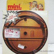 Juguetes Antiguos: MINI-MOVI ANTIGUA PELICULA (FILM CASSETTE) (Nº 2003) GANDY GOOSE (OLD EGYPT) - AÑO 1978. Lote 28010669