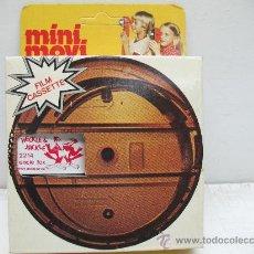 Juguetes Antiguos: MINI-MOVI ANTIGUA PELICULA (FILM CASSETTE) (Nº 2214) HECKLE & JACKLE (UNCLE FOX) - AÑO 1978. Lote 28020776