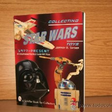 Juguetes Antiguos: COLLECTING STAR WARS TOYS. Lote 28808964