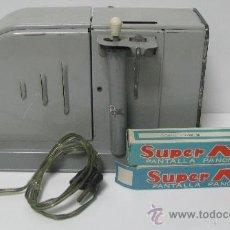 Juguetes Antiguos: CINE SUPER NIC PANORÁMICO,CON TRES PELÍCULAS-FABRICADO AÑOS 50S-EXCELENTE CONSERVACIÓN-. Lote 30337832