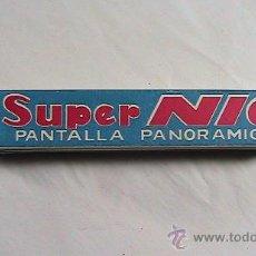 Juguetes Antiguos: PELÍCULA SUPER CINE NIC. LOS ENANOS DEL BOSQUE.. Lote 31622755