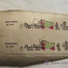 Juguetes Antiguos: PELÍCULA CINE NIC. BUSCADORES DE ORO. DEL ESTUCHE SERIE A.. Lote 214274912
